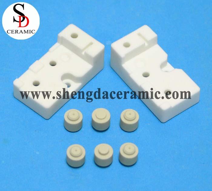 Electric Headlight Level Actuator Ceramic Base