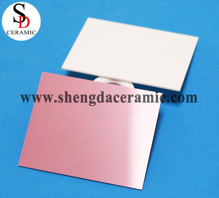 High Quality Alumina Ceramic Plate For Custom Industrial Ceramics