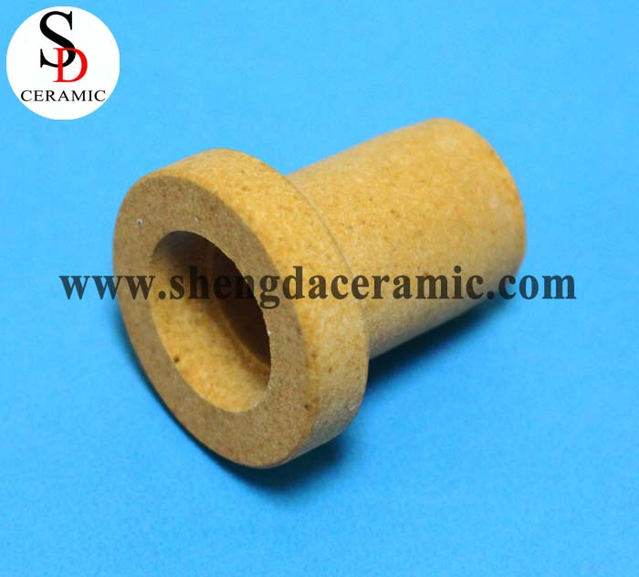 Heat Resistant Cordierite Ceramic Bushing Insulator