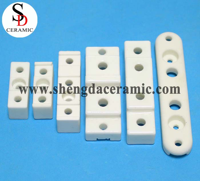 Electrical Ceramic Insulators For Wire Connector