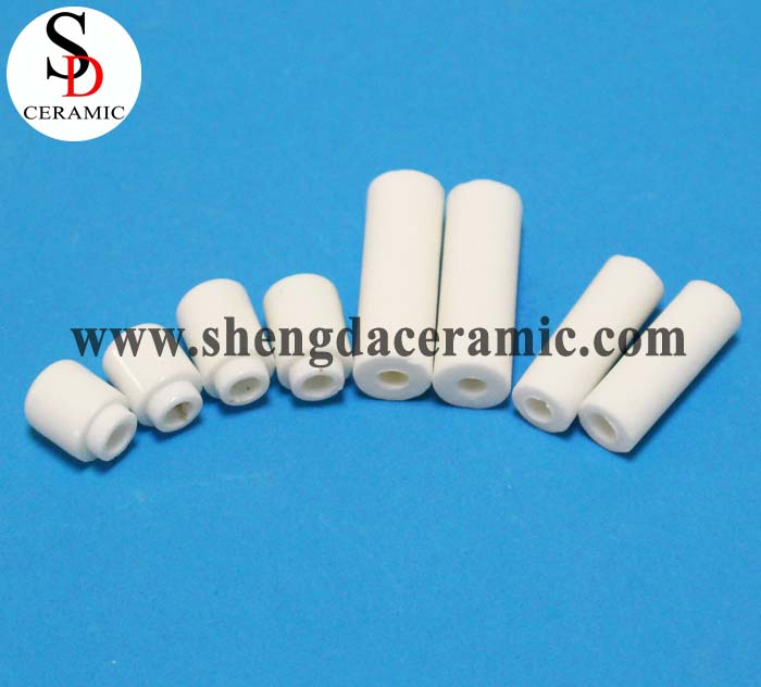 25year Manufacturer 99.7% High Alumina Ceramic Tube Part